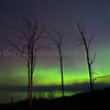 Sleeping Bear Aurora - Taken on May 8, 2016 at 2:43 am looking north from Esch Beach over Lake Michigan in the Sleeping Bear Dunes National Lakeshore.