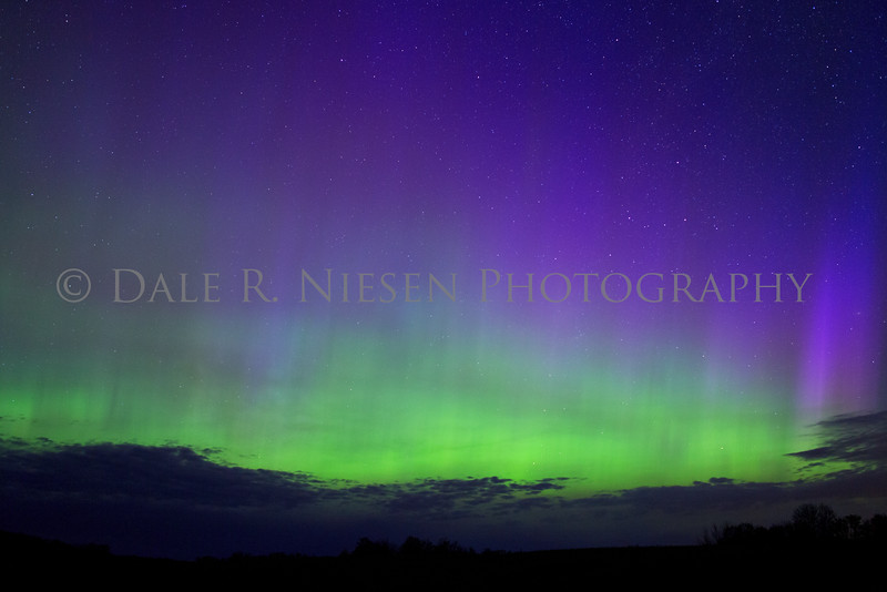 Taken on May 8, 2016 at 4:01 am looking north from Eden Hill in Beulah, Michigan toward Empire and the Sleeping Bear Dunes National Lakeshore.