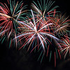 Dearborn, Michigan homecoming fireworks display August 3, 2013