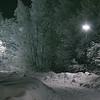 Frosty night<br /> Kiruna 2011