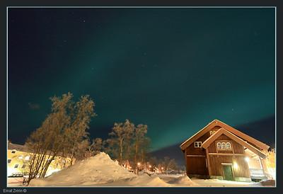 Kiruna, 2008