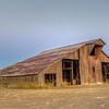 Barn west of Williams, CA