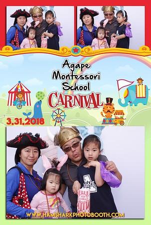 Agape Montessori School Carnival 2018