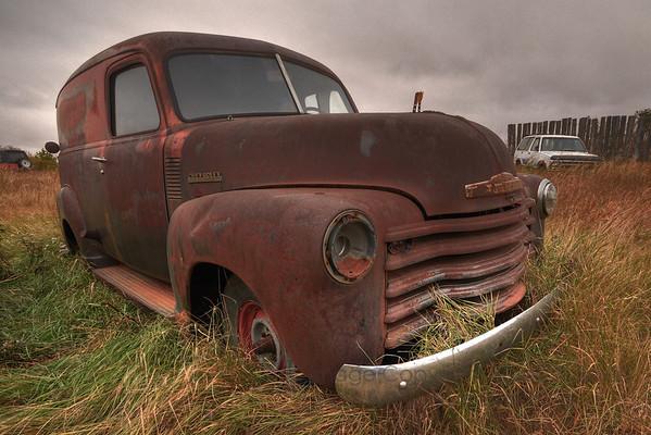 Chevrolet Thriftmaster Panel Truck