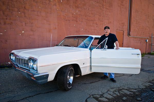 Warren and Chevrolet Impala