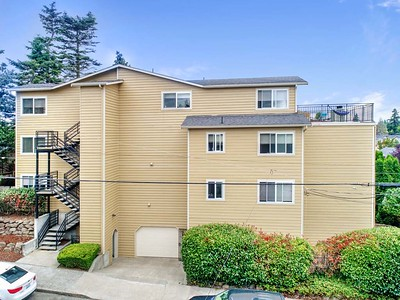 9403 Linden Ave. Apartments, Seattle
