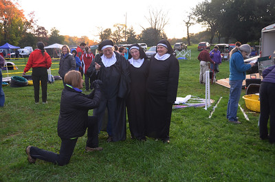 Debi praying to the Sisters, Sister Mary Mary, Sister Mary Judy and Sister Mary Charlotte for a good weekend for everyone!