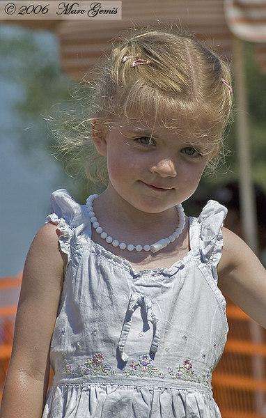 Romy (dochter van Jan & Veerle)