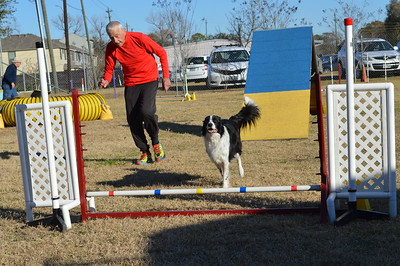 2018 Jan CPE Agility Trial