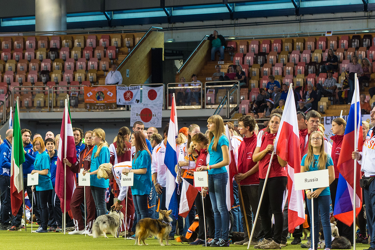 Agility World Championship 2014
