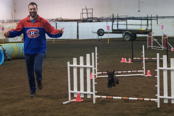 Top Dog Trial - November 7-8, 2009