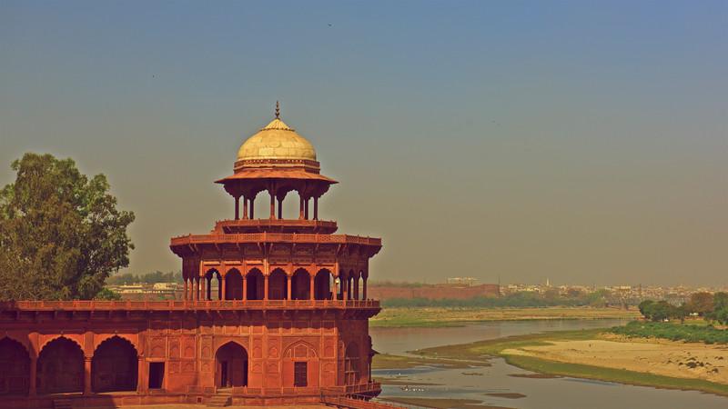 TajMahal, Agra, India