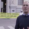 Declaraciones de Luis Ferreirim, portavoz de Greenpeace