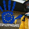 Toxic Warning Action at EC in Brussels