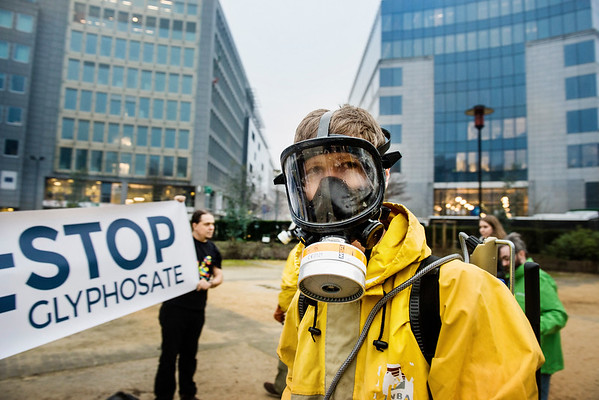 Activity in Brussels to Launch European Citizens' Initiative to Ban Glyphosate