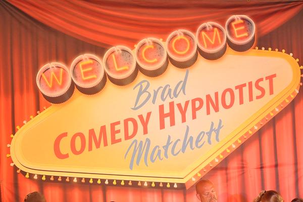 "276th Fredericksburg Agricultural Fair  ""COMEDY HYPNOTIST"" BRAD MATCHETT    8-3-14"