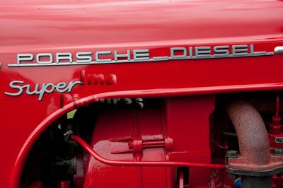 Tractor,tracteur,porche diesel super