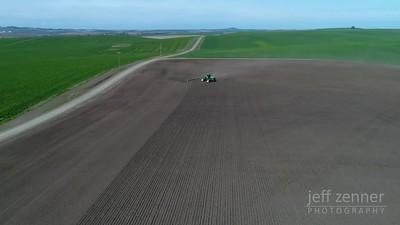 Harrowing / Field Work - John Deere - Video Footage - John Deere - Video Footage