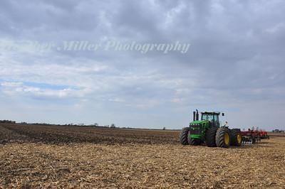 John Deere Tractor0124