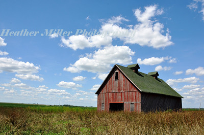 Champaign Red Barn-0385