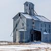 Old Barn Old Grain Elevator