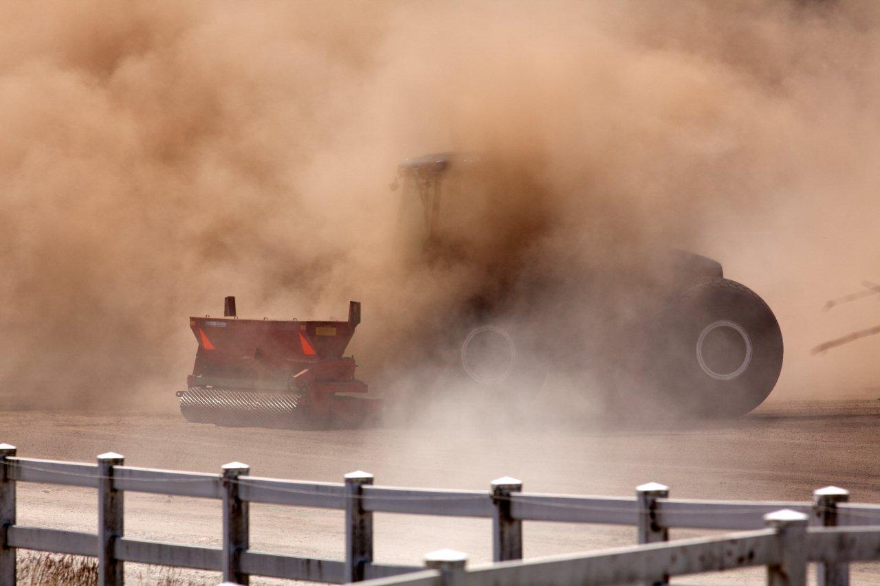 Dust 4819