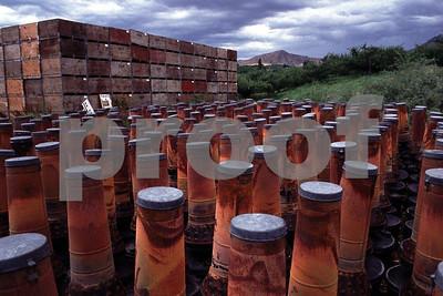 Smudge pots Wenatchee