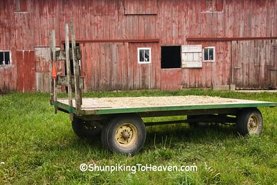 Hay Wagon, Johnson County, Iowa