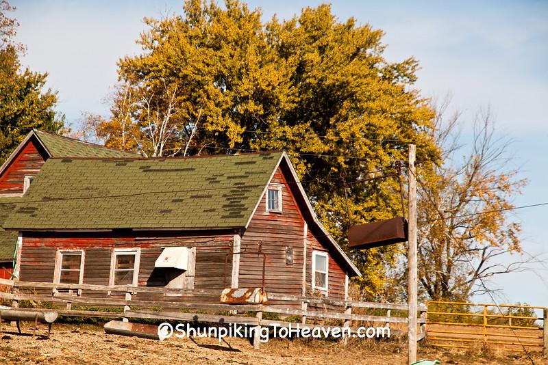 Farm Manure Carriers, Pierce County, Wisconsin