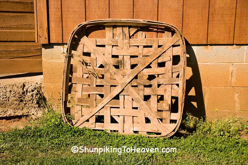 Tobacco Basket, Patrick County, Virginia