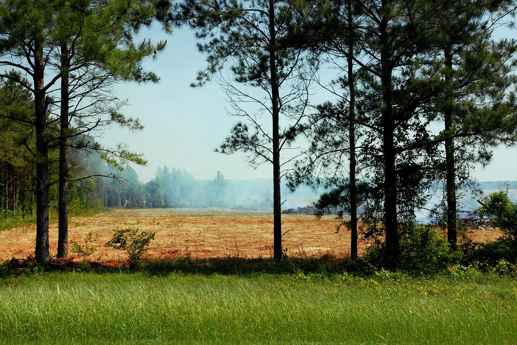 Burke County (GA) April 2011