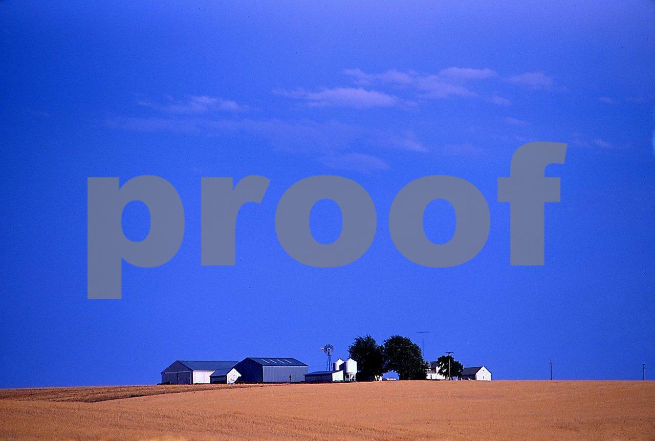 Farm, Ritzville, WA