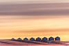 AGscape - Grain Bin Sunrise