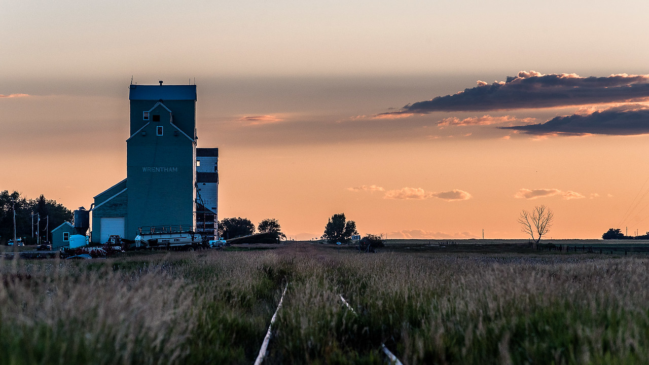 Wrentham Sunset