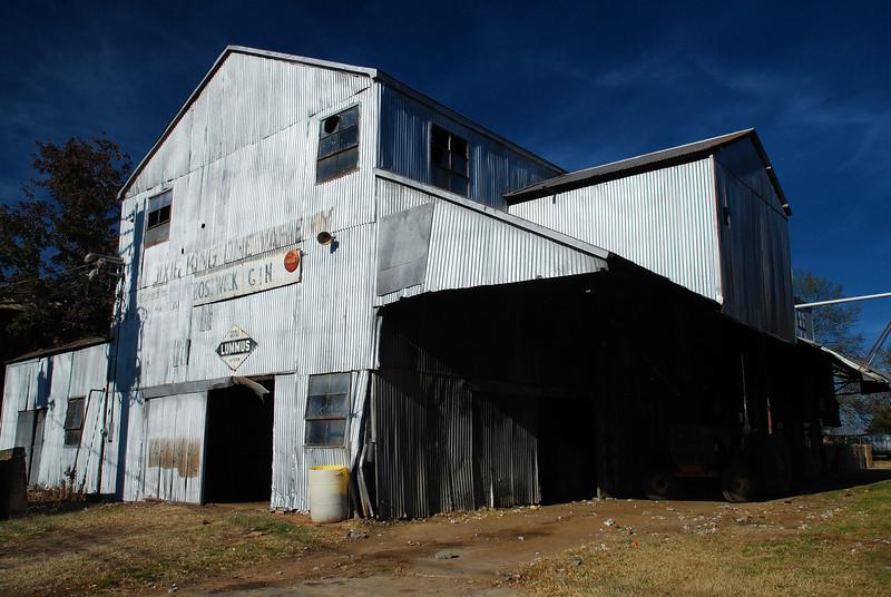 Bostwick Cotton Gin, Bostwick, GA (Morgan County) November 2008