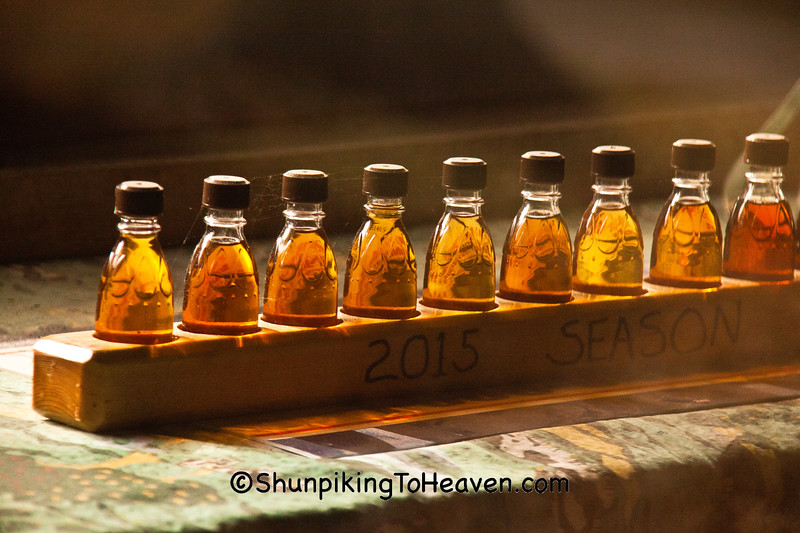 Maple Syrup Grading Kit, Washington County, Wisconsin