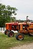 Case (1952 & 1950) and Farmall (1955) Tractors, Johnson County, Iowa