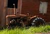 Rusty Old Farmall Tractor, Muskingum County, Ohio