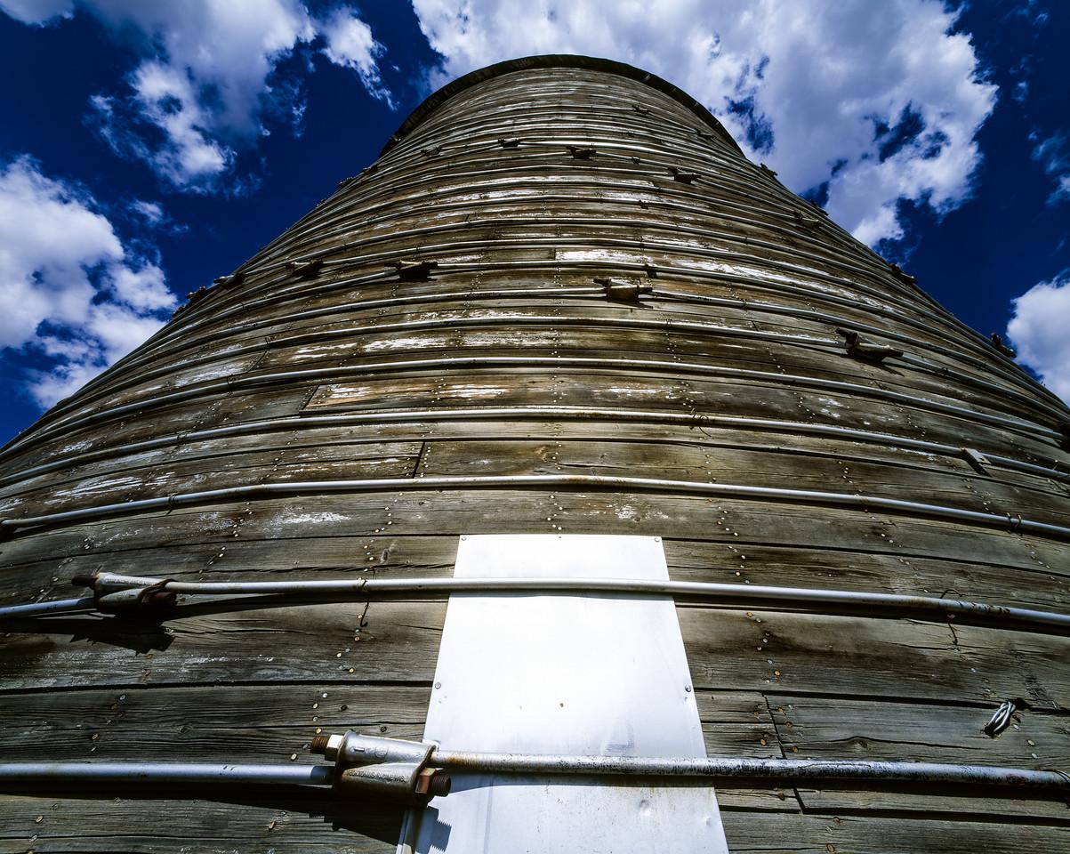 Silo, Chester, Montana, 1996