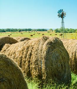 Hay, Anadarko, Oklahoma, 1996