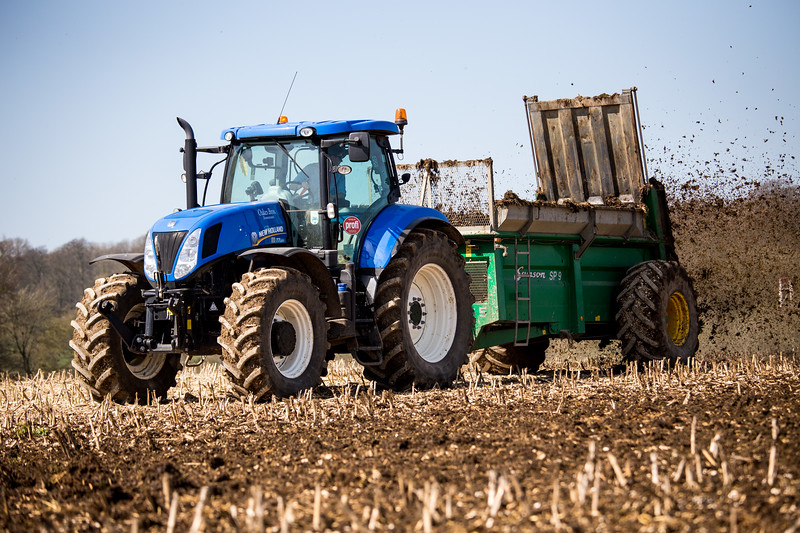 New Holland T7.220