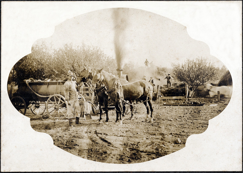 General farm photo, location and date unknown. (Photo ID: 37975)