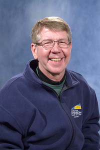 Stephen Brown, Agriculture and Horticulture and Natural Resources agent, UAF Cooperative Extension Service