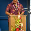 Papaali'i Dr. Failautusi Avegalio moderated the closing session and offered direction for moving forward.