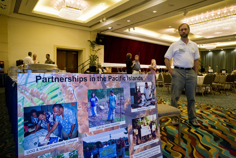 The WSARE regional conference in Guam brought together farmers, extension agents, researchers, and educators from throughout the U.S.-affiliated Pacific.