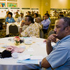 Participants were riveted by all the presentations.