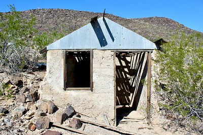 Small shack at Agua Caliente (2018)