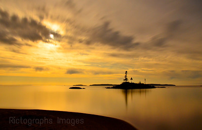Lake Superior, Aguasabon River Summer 2017