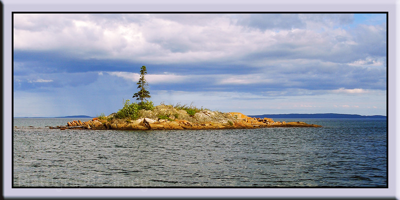 FreshWater LakeSuperior, Mouth Of The Aguasabon River