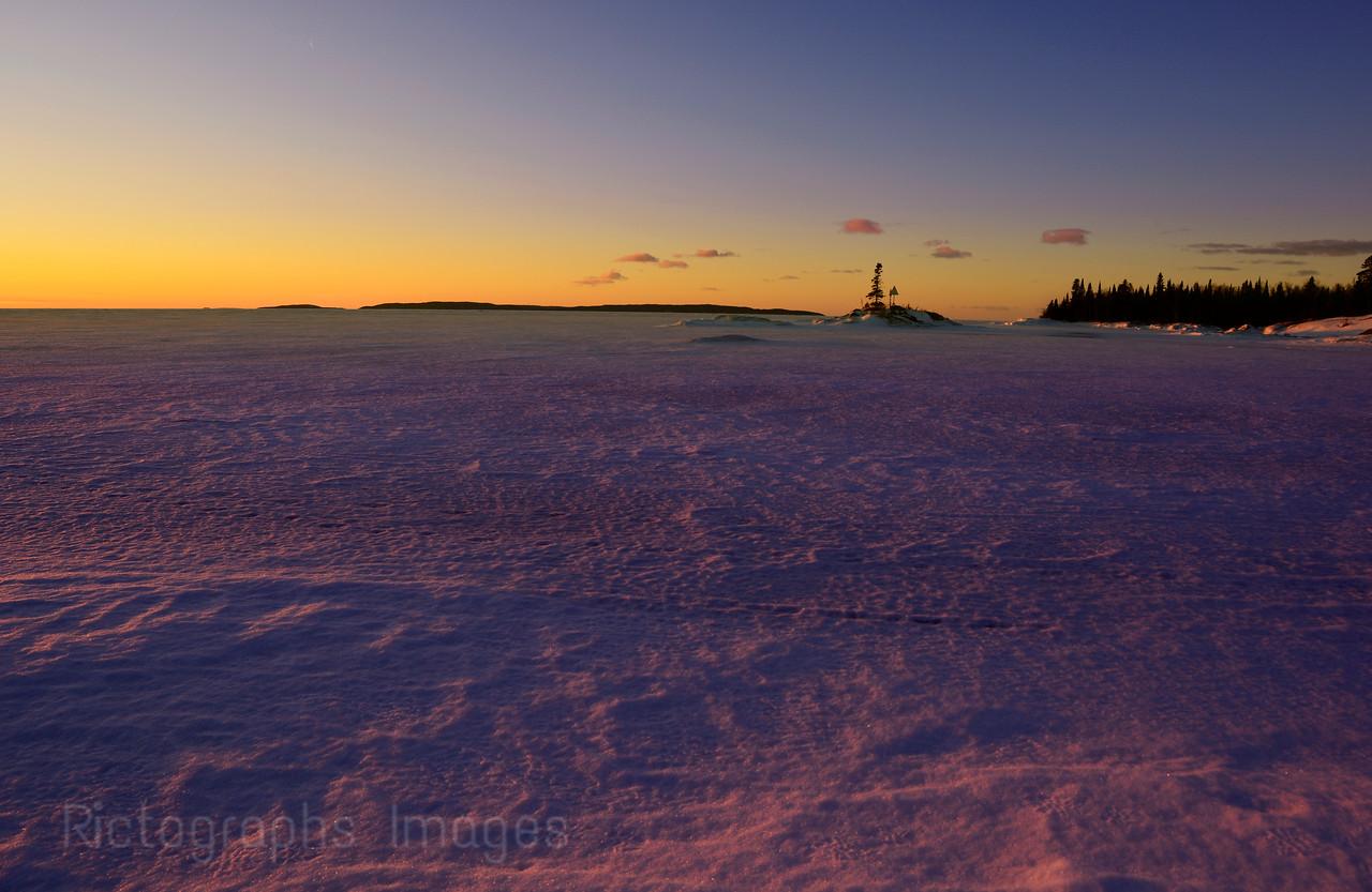 Lake Superior, Spring 2015